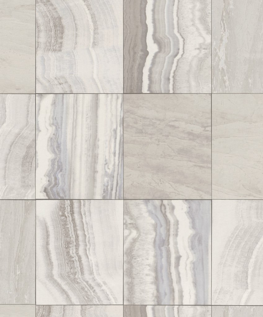 Geo Stone Marble Faux Tile