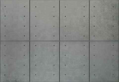 Industrial Concrete Wall