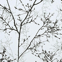 Textured Black & White Branches