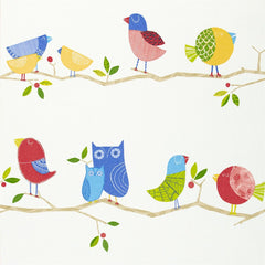 Harlequin Kids Owls & Birds