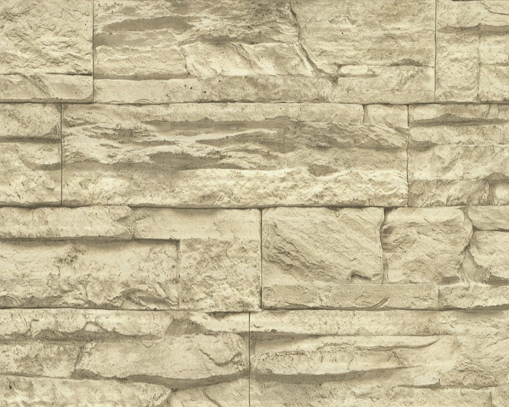 Natural Beige Textured Stone