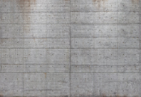 Concrete Blocks Wall Mural