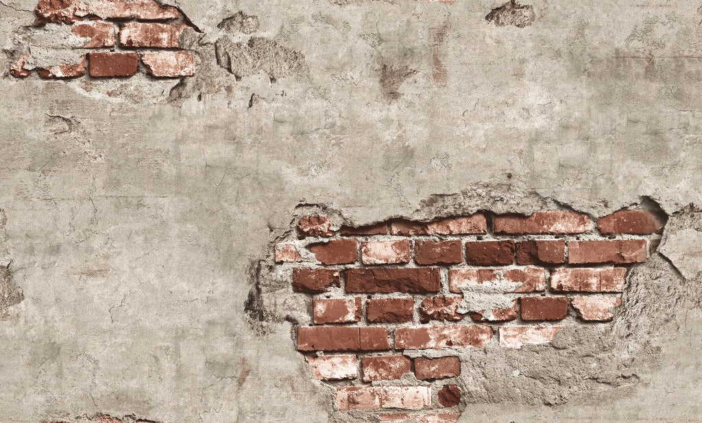 3D Rendered Brick Wallpaper