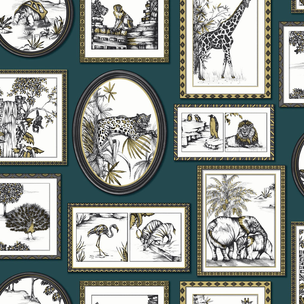 Framed African Animals