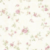 Mary Vintage Rose Floral Vine Silk Finish