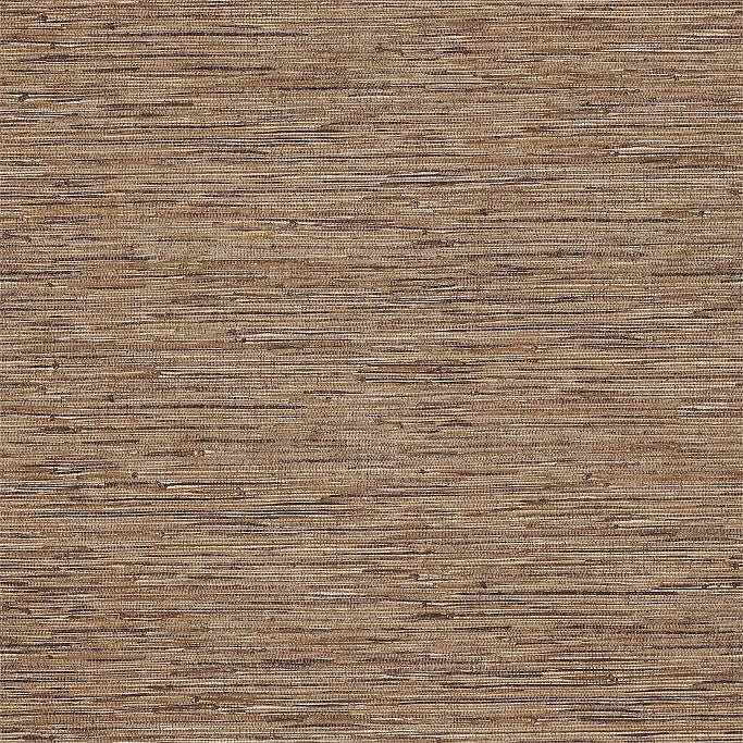 Seri Natural Metallic Faux Grass Weave Grasscloth Anthology