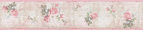 Distressed Country Roses