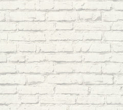 Rough White Brick
