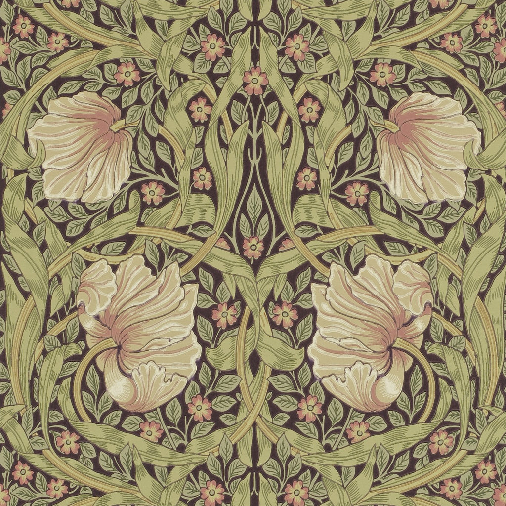 Morris Pimpernel Wallcovering