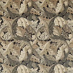 Acanthus leaf Morris $ Co Fabric
