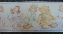 Border Dolls n Bears Purple