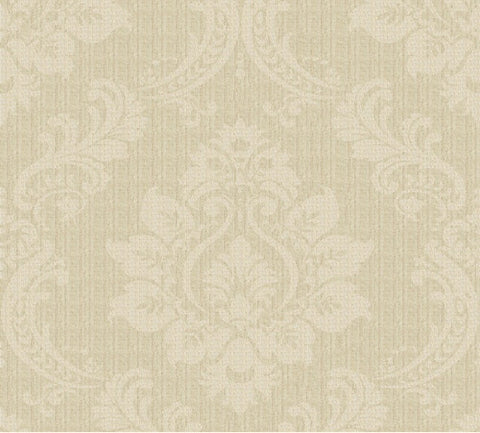 Embossed Satin Damask