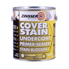 Zinsser Cover Stain Undercoat Primer-Sealer Stain Blocker 3.78L