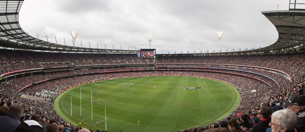 MCG Game Day