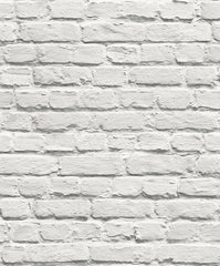Brick Rendered Textured Wallpaper