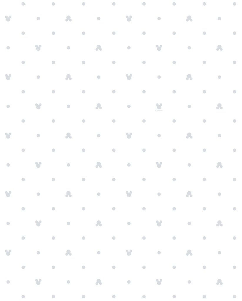 Small Dots & Mickey Ears Wallpaper