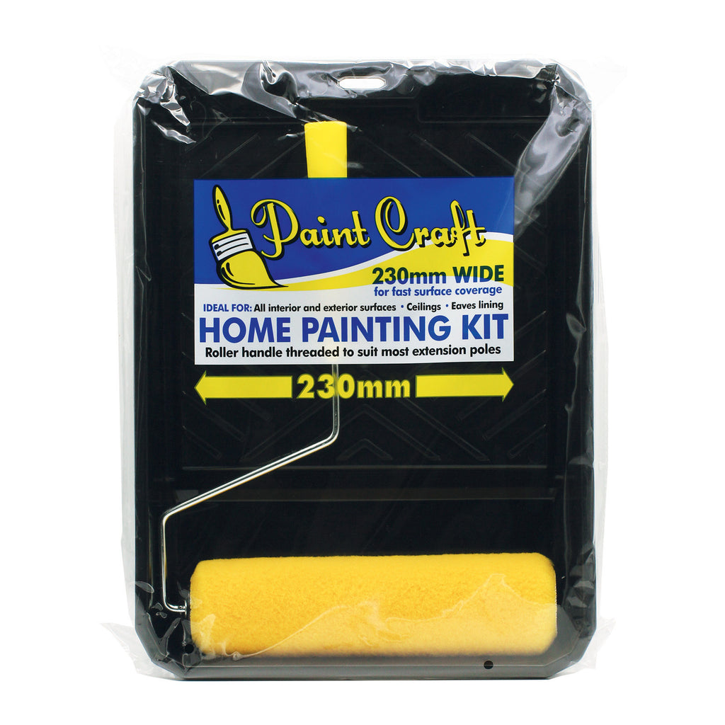 Paint Craft Roller Kit