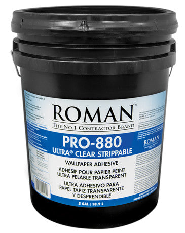Wallpaper paste size wallpaper brokers - Roman pro 880 ...