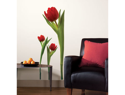 Tulips Giant Wall Sticker