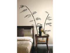 Bamboo Branches Wall Sticker