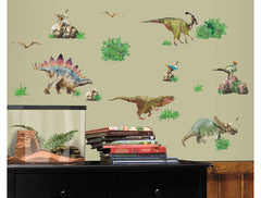 Kids Dinosaur Stickers