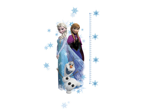 Disney Frozen Growth Chart