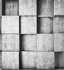 3D Concrete Block Wallpaper