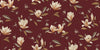 Textured Magnolia Floral Wallpaper
