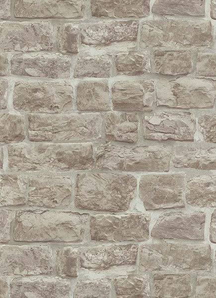 Modern Rubble Stone Wallpaper Wallpaper Brokers