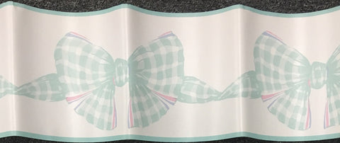 Cottage Bows Border