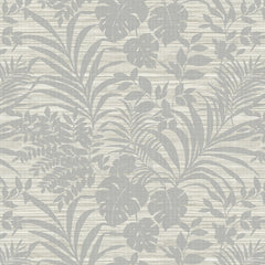 Grass Effects Faux Grasscloth Linen Tropicana