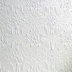Berkeley Pressed Metal Paintable Wallpaper