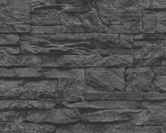 Charcoal Textured  Stone