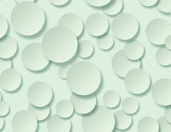 3D Bubbles wallpaper
