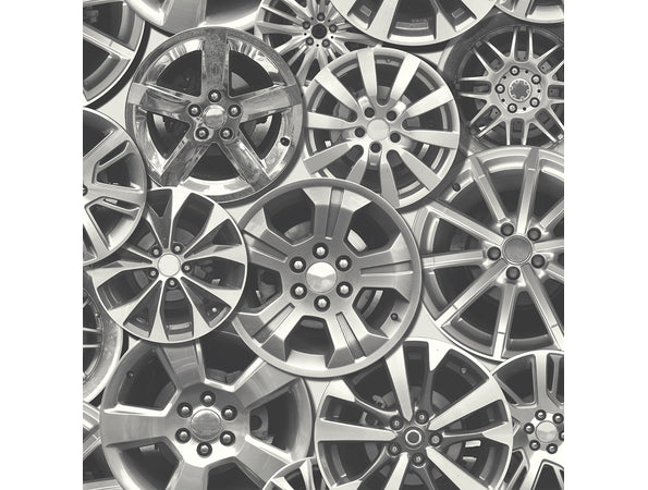 Car Hubcaps