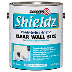 Zinsser Shieldz Clear Wall Size 3.72 L