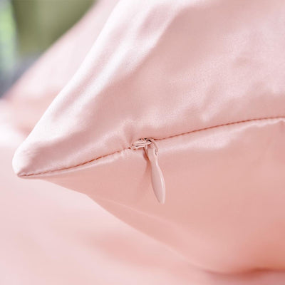 Extreme 25 Momme |Silk Pillowcase | Hidden Zipper Closure | 7 Colors