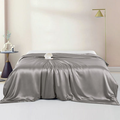 Luxury 22 Momme | Silk Flat Sheet | 11 Colors