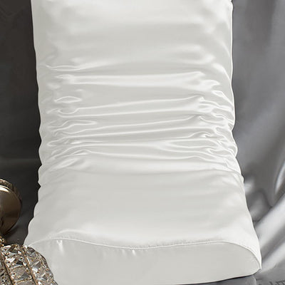 High End 19 Momme | Silk Cervical Pillowcase | 7 Colors
