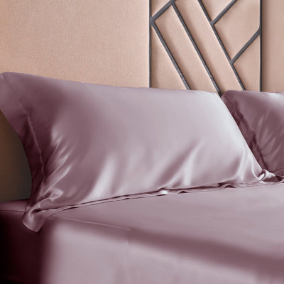 High End 19 Momme | Silk Pillow Sham | Envelope Closure | 10 Colors
