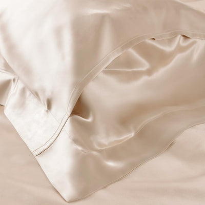 Extreme 25 Momme | Silk Pillow Sham| Envelope Closure | 7 Colors