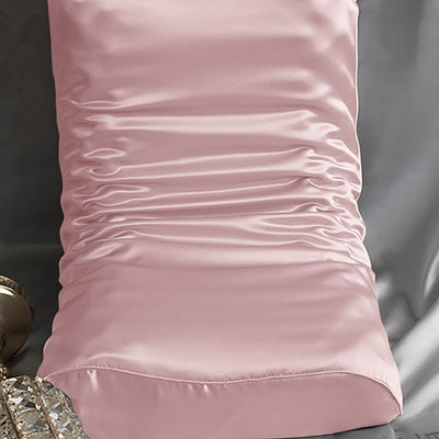 High End 19 Momme | Silk Cervical Pillowcase | 10 Colors