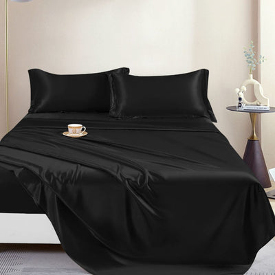 High End 19 Momme Silk Long Bathrobe | Men | 2 Colors