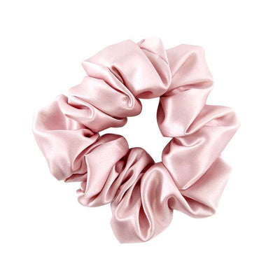 High end Silk Scrunchies Ponytail Band | Hair Accessories | 6 Colors-Silk THX Inc.