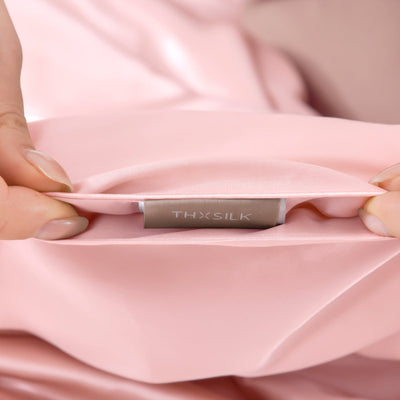 High End 19 Momme | Silk Pillowcase | Hidden Zipper Closure | 10 colors
