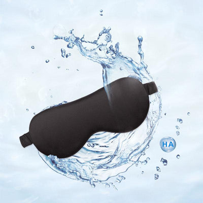 Aqua Series Silk Eye Mask | Hyaluronic acid | 4 Colors