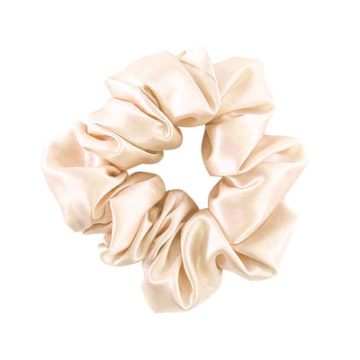 High end Silk Scrunchies Ponytail Band | Hair Accessories | 10 Colors