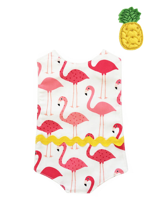 Outfit - Flamingo Swimsuit
