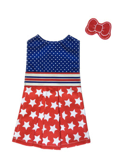 Outfit - Stars and Stripes Dress