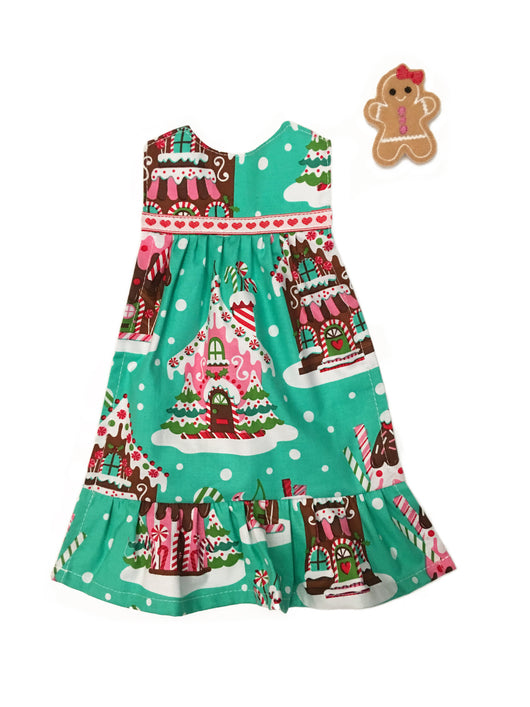 Outfit - Gingerbread Dress